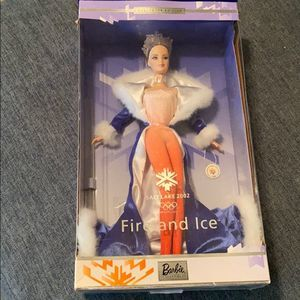 Fire and Ice Barbie Collectibles